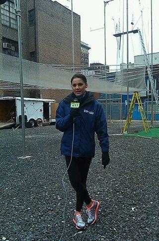Fly City, Nicole Brewer, CBS3, Kory Aversa, Philadelphia School of Circus Arts, PIFA, Kimmel Center