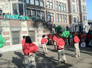 City Year, Arthur Block, Comcast, Comcast Cares Day, Kory Aversa, Aversa PR, public relations, philadelphia, comcast corporation, philly, 2