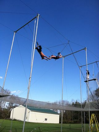 Kory Aversa, Fly School, Circus Arts, flying trapeze, bucks county, philly, loves, fun