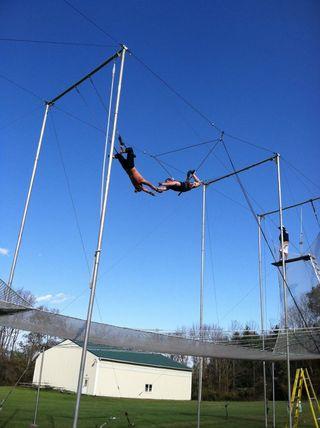 Kory Aversa, Fly School, Circus Arts, flying trapeze, bucks county, philly, loves, fun