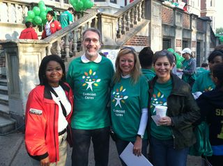 City Year, Arthur Block, Comcast, Comcast Cares Day, Kory Aversa, Aversa PR, public relations, philadelphia, comcast corporation, philly