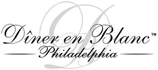 Diner En Blanc, Philadelphia, Aversa PR, Philly, Food, Festival, Picnic, Summer, 2012, Logo
