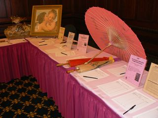 Silent Auction GPFFL ActionAIDS by Kory Aversa