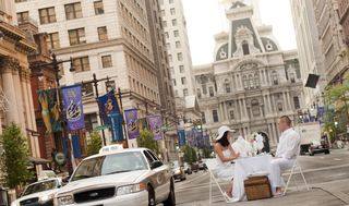 Image 2, Diner En Blanc, Philadelphia, Aversa PR, Philly, Food, Festival, Picnic, Summer, 2012