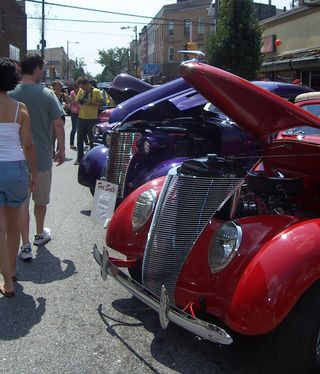 East Passyunk Avenue, Car Show, Street Festival, Classic Car, EPA, vintage, philadelphia, philly, south philly